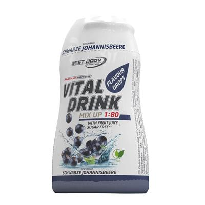 Vital Drink - Black Currant - 48 ml squeeze bottle