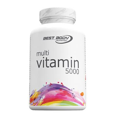 Multi 5000 Capsules - 100 pcs/can