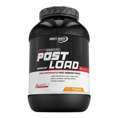 Anabolan Post Load 2.0 - Tropical - 1800 g Dose