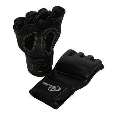 MMA Fight Gloves - black - XXL - pair
