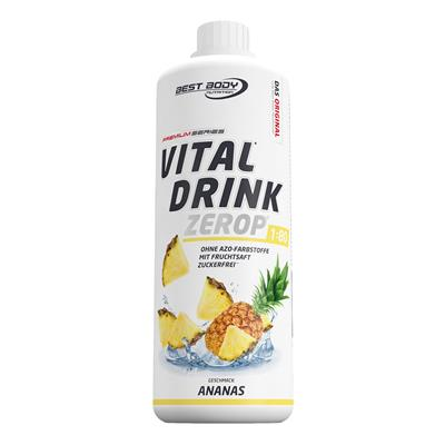 Vital Drink - Pineapple - 1000 ml bottle