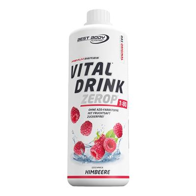 Vital Drink - Raspberry - 1000 ml bottle