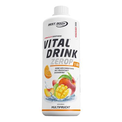 Vital Drink - Multi Fruit - 1000 ml bottle