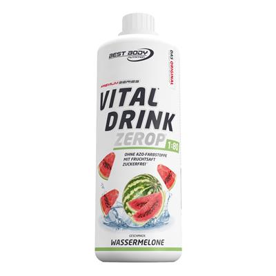 Vital Drink - Watermelon - 1000 ml bottle