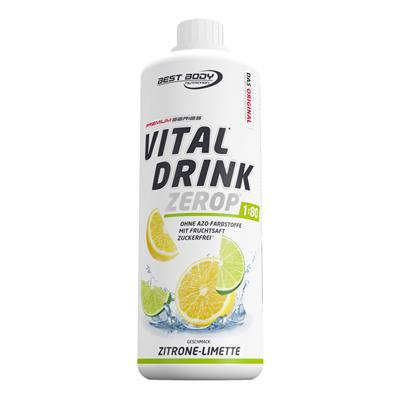 Vital Drink - Lemon Lime - 1000 ml bottle