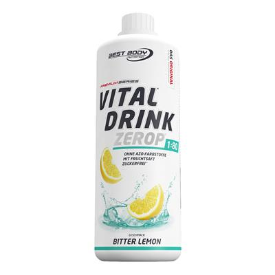 Vital Drink - Bitter Lemon - 1000 ml bottle