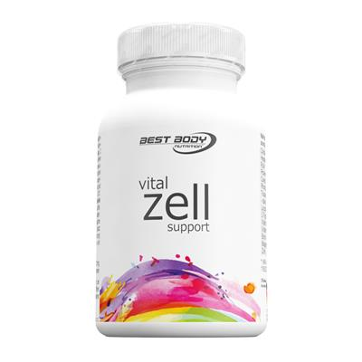 Vital Cell Support Capsules - 100 pcs/can