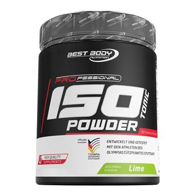 Professional Isotonic Powder - Lime - 600 g can