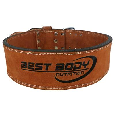 Three Combat Belt - nature leather - M - unit
