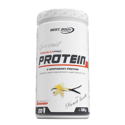 Gourmet Premium Pro Protein - French Vanilla - 500 g can