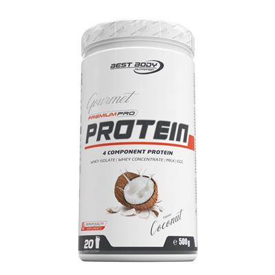Gourmet Premium Pro Protein - Coconut - 500 g can