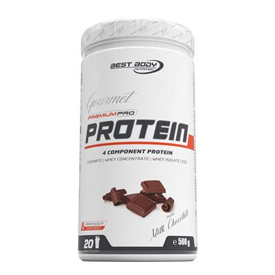 Gourmet Premium Pro Protein - milk chocolate - 500 g can
