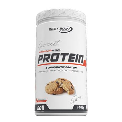 Gourmet Premium Pro Protein - Cookies - 500 g can