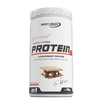 Gourmet Premium Pro Protein - S`Mores - 500 g can