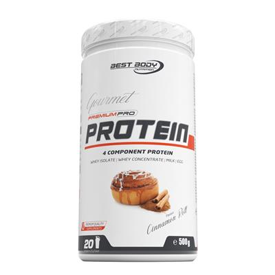 Gourmet Premium Pro Protein - Cinnamon Roll - 500 g can