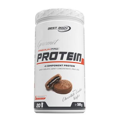 Gourmet Premium Pro Protein - Chocolate Cookie Wafer - 500 g can