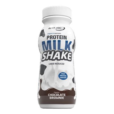 Protein Milk Shake - Chocolate Brownie - 250 ml PET Flasche