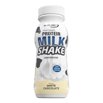 Protein MilkShake - RTD - White Chocolate - 250 ml PET Flasche