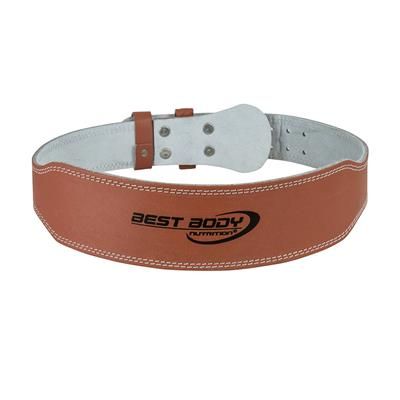 Weightlifting Belt - nature leather - S - unit