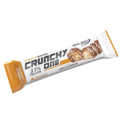 Crunchy One - Vanilla Caramel - 51 g bar