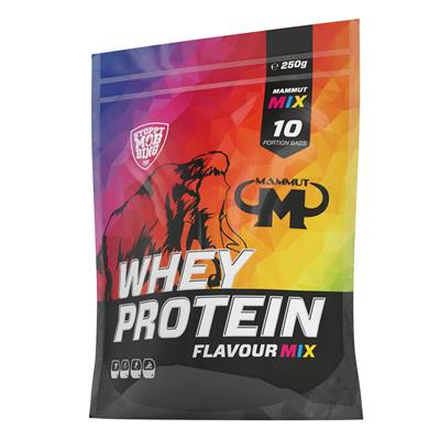 Whey Protein - Mixed Bag - 10 x 25 g portion bag