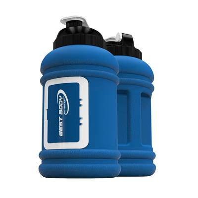 Gallon Water Bottle - 2,2 l - blue - unit