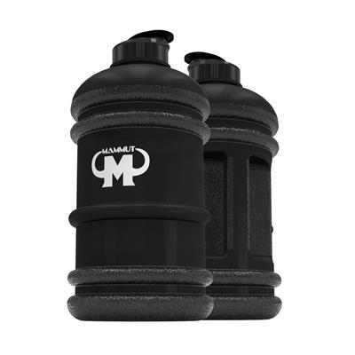 Gallon Water Bottle - 2,2 l - black - unit