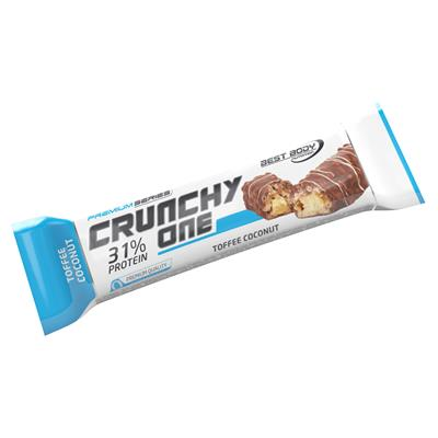 Crunchy One - Toffee Coconut - 51 g Riegel