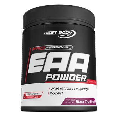Professional EAA - Black Tea Peach - 450 g Dose