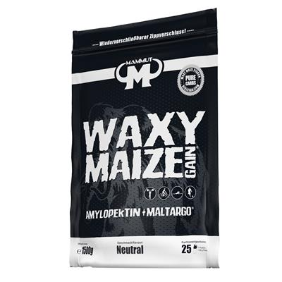 Amylopektin Waxy Maize Gain - Neutral - 1500 g zip bag