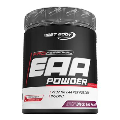 Professional EAA Powder - Black Tea Peach - 450 g Dose