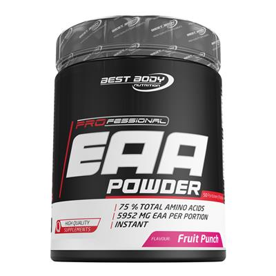 Professional EAA Powder - Fruit Punch - 450 g Dose
