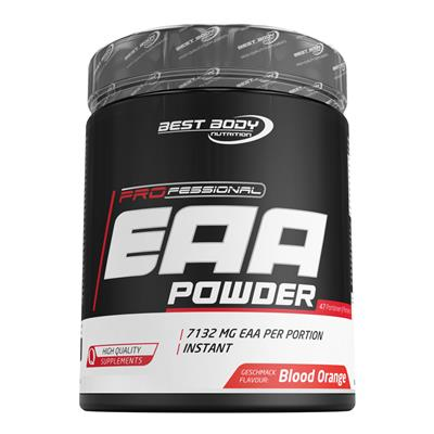 Professional EAA Powder - Blood Orange - 450 g Dose