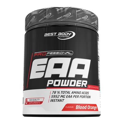 Professional EAA Powder - Blood Orange - 450 g can