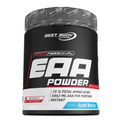 Professional EAA Powder - Iced Berry - 450 g Dose