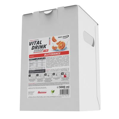 Vital Drink - Blood Orange - 5000 ml bag in box