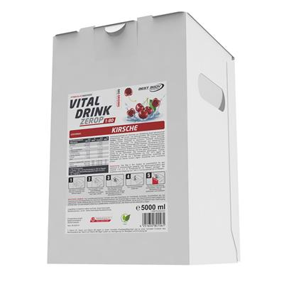 Vital Drink - Kirsche - 5000 ml Bag in Box