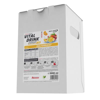 Vital Drink - Multi Fruit - 5000 ml bag in box