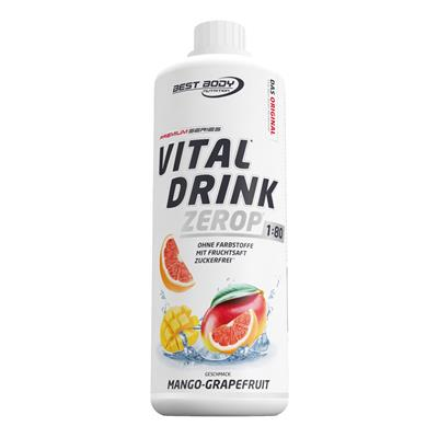 Vital Drink - Mango Grapefruit - 1000 ml bottle