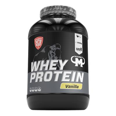 Whey Protein - Vanilla - 3000 g can