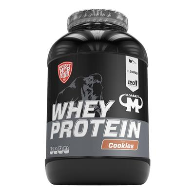 Whey Protein - Cookies - 3000 g Dose
