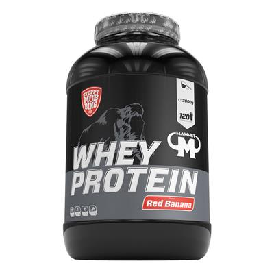 Whey Protein - Red Banana - 3000 g Dose