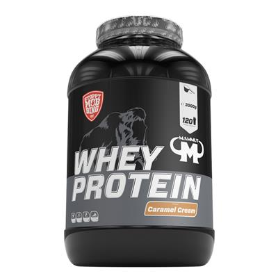 Whey Protein - Caramel Cream - 3000 g can