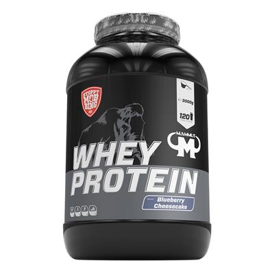Whey Protein - Blueberry Cheesecake - 3000 g Dose
