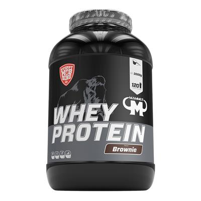 Whey Protein - Brownie - 3000 g Dose