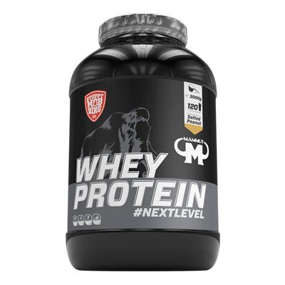 Whey Protein - Salted Peanut - 3000 g can