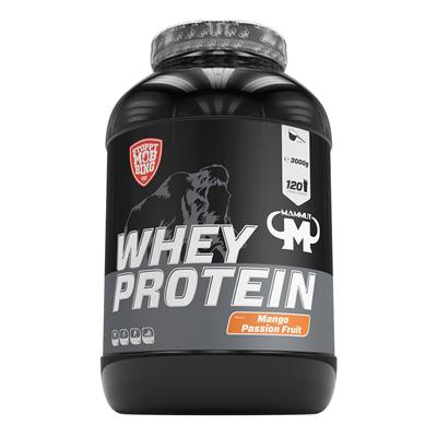 Whey Protein - Mango Passion Fruit - 3000 g Dose