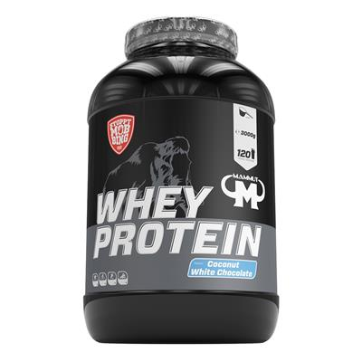 Whey Protein - Coconut White Chocolate - 3000 g can