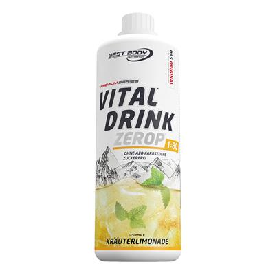 Vital Drink - Herbal Lemonade - 1000 ml bottle