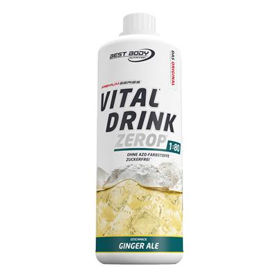 Vital Drink - Ginger Ale - 1000 ml bottle